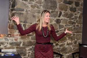 Spotlight On: Gretchen Meyer – Financial Consultant and Super Hero for Women